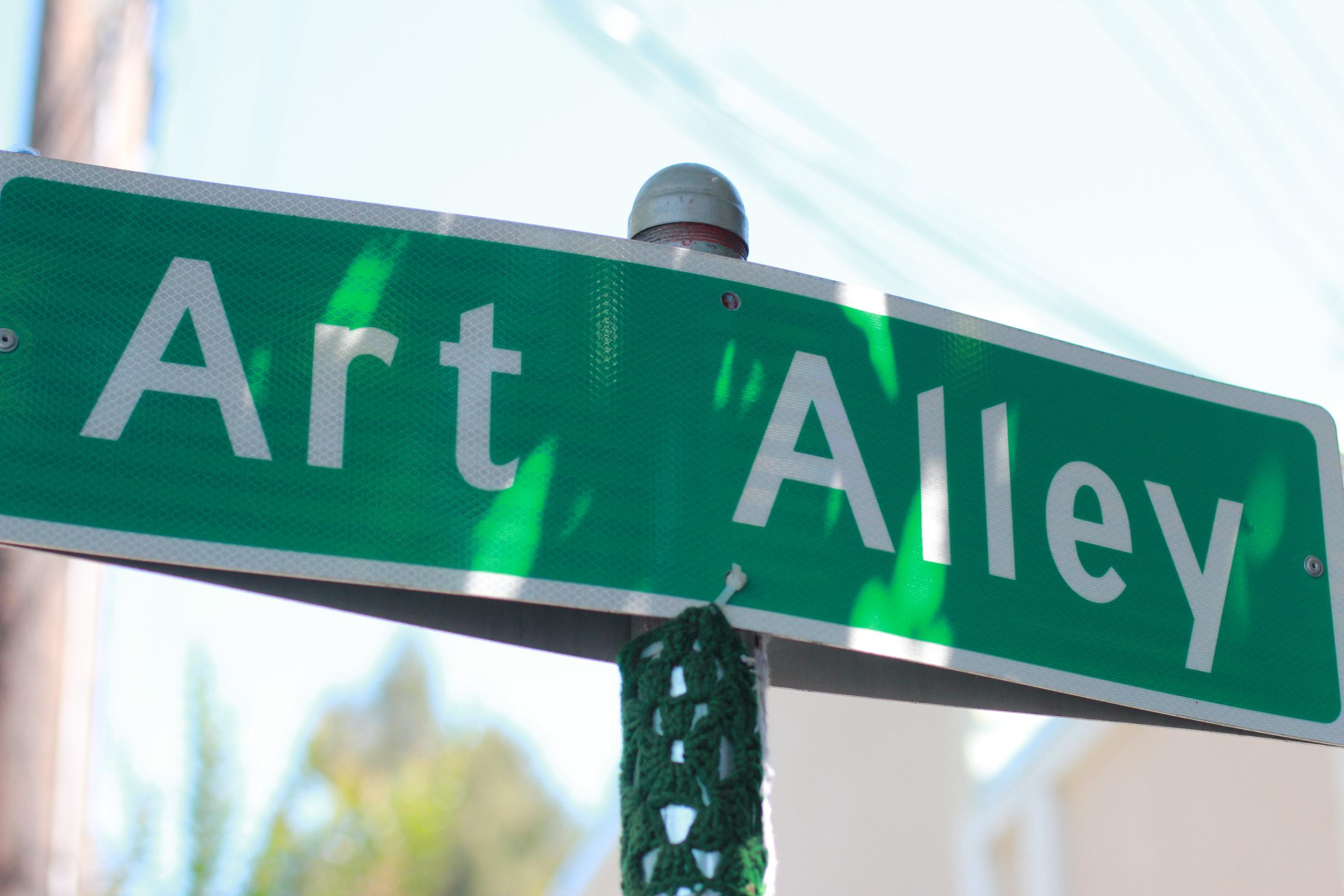 SOFA Art Alley