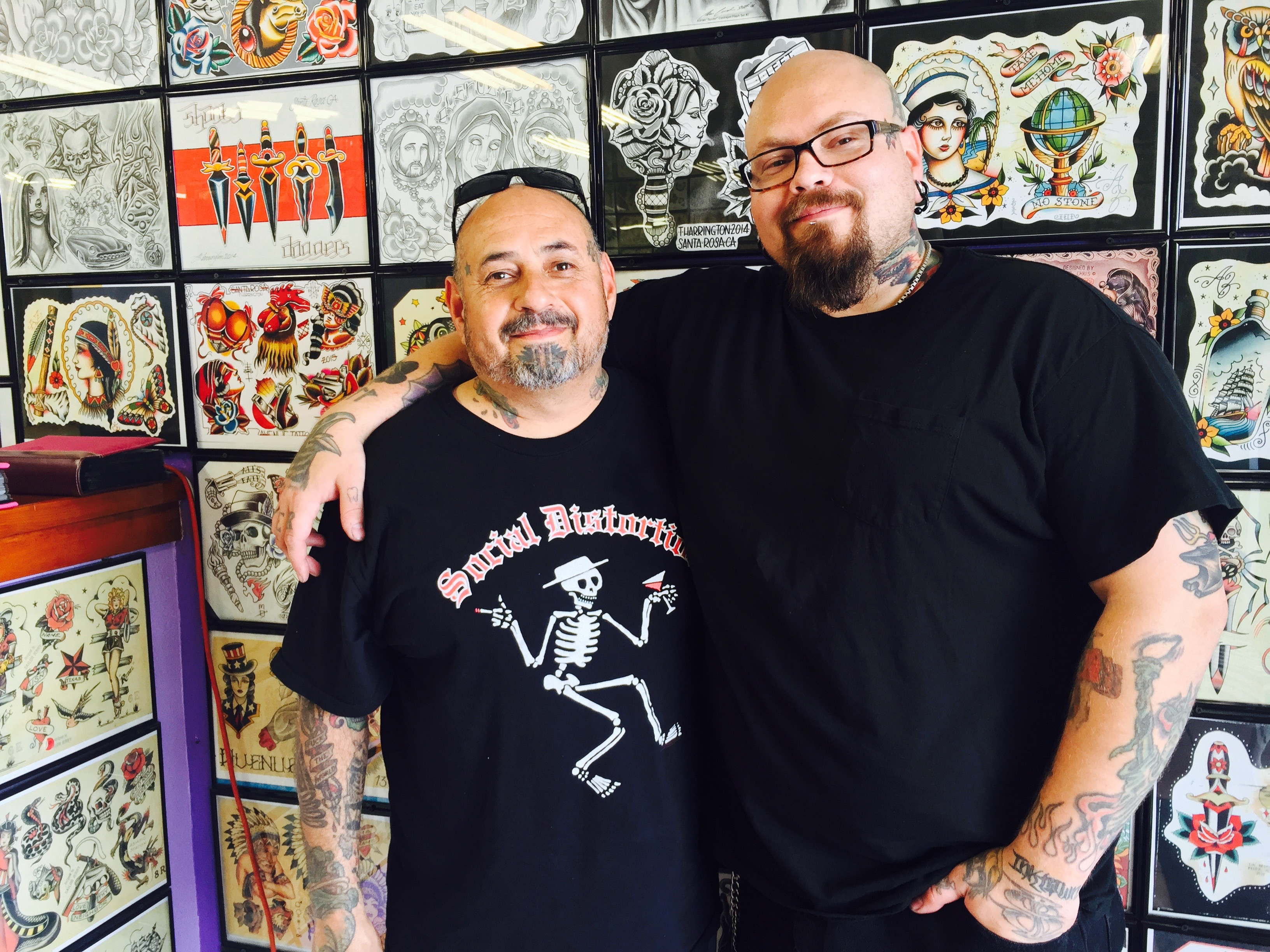 Ink In Their Blood: Santa Rosa Tattoo Family
