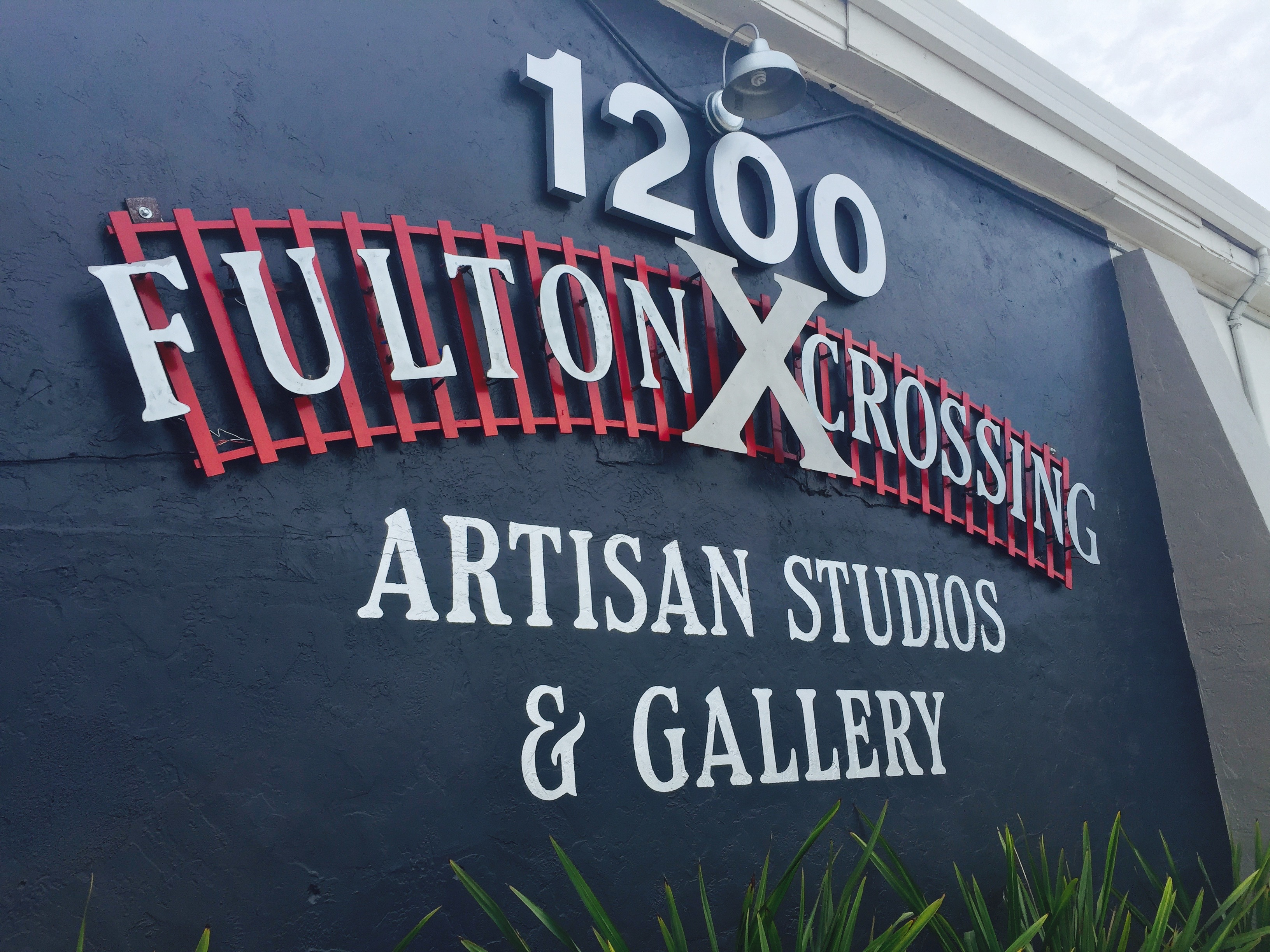 From Slaughterhouse To Artist Abode – Fulton Crossing Showcases Local Artists